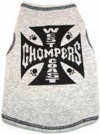Koiran Vaatteet | Koiran Paita | West Coast Chompers Tank | Ilmainen Toimitus!