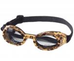 Koiran Suojalasit | Aurinkolasit | Doggles Leopard Print Mirror|DiivaDog.fi