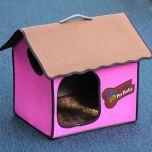 Koiran Peti | Kissan Peti | Villa Pet Pink Classic | Oma Talo Koiralle tai Kissalle, DiivaDog