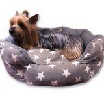 Peti Night Stars | Mukava Pienen Koiran tai Kissan Peti | DiivaDog.fi
