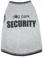 Koiran Vaatteet | Koiran T-Paita | Tank Top Koiralle Dog Park Security | Treenipaita Koiralle | Ilmainen Toimitus!