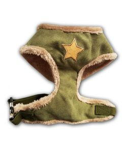 Koiran Valjaat | Fur Star Harness Green