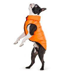 Toppaliivi Airy Vest Orange | Äärimmäisen Kevyt Ulkoiluliivi Pienelle Koiralle