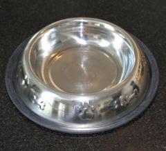 Ruokakuppi Bergan Silver 25cm