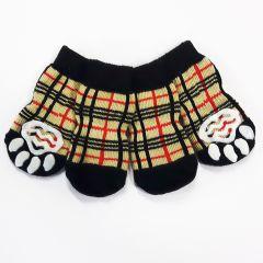 Koiran Sukka MurrBerry Paws S-XL | Liukuestesukat Koiralle | Koiran Jarrusukat