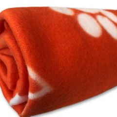 Fleeceviltti Torkkupeitto Soft Orange Lemmikille | DiivaDog.fi