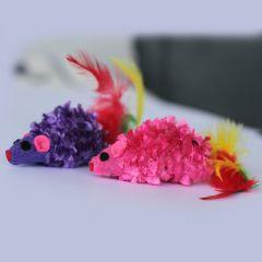 Kissanlelu Hiiri-Lintu, Kahden lelun paketti, pinkki ja lila Hiiri-Lintu samassa paketissa
