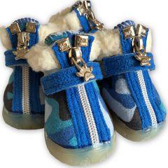 Suojatossut Nordic Winter Blue | Karvavuori