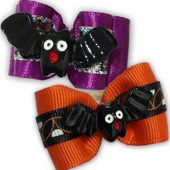 Koiran rusetti | Glossy Bat -Hiusrusetti