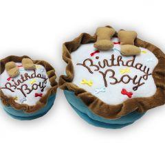 Koiran Juhlat | Koiran Lelu | Pehmokakku Birthday Boy | Pehmolelu koiralle