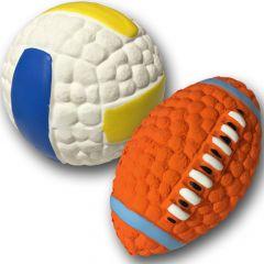Koiran Lelut PlayBall Latex-pallo | Lateksilelu Koiralle | Pienen Koiran Lempipallo