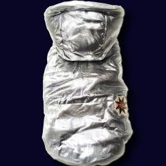 Koiran Toppaliivi Space Pet Silver