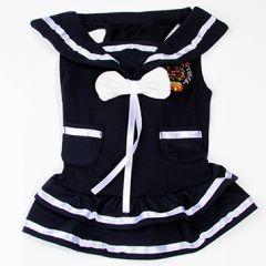 Koiran mekko, koiran paita, koiran kesämekko, Sailor Girl, DiivaDog