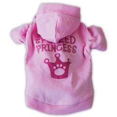 Koiran Vaatteet, Koiran Huppari Pink Princess