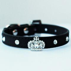Koiran Kaulapanta | Kissan Kaulapanta | Mini King Black Velvet | Samettimainen pinta, DiivaDog