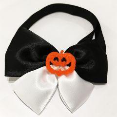Pienen Koiran Solmuke Halloween Bowtie Pumpkin