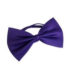 Solmuke Koiralle tai Kissalle |Classic Purple |Tyylikäs Rusetti Lemmikille