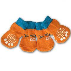 Koiran Jarrusukat Orange Ball Pelisukat
