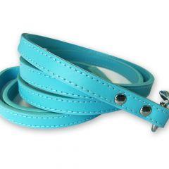 Koiran Talutin | Nahkahihna Total Blue Leather