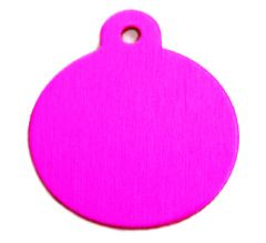 Nimilaatta Classic Circle Pink