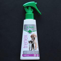 Koiran käyttäytyminen, Siisteyskasvatus pennulle Trenex -Suihke