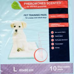 Koiran Hygienia | Feromoni-pissa-alusta koko L 60cmx60cm, DiivaDog