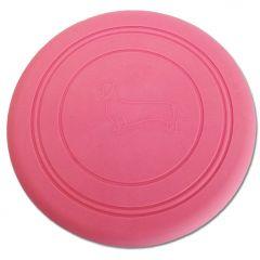 Koiran Aktivointi Lelu | Silicon Frisbee Pink