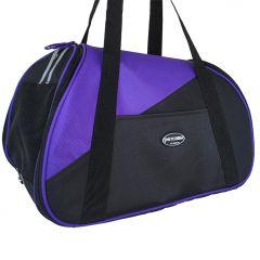 Sport Pet Traveller Purple | Kevyt ja Kokoontaittuva Kantolaukku Lemmikille